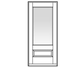Andersen Entry Door Style 181