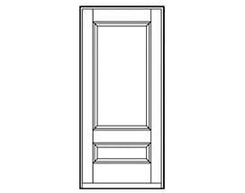 Andersen Entry Door Style 193