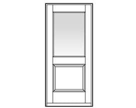 Andersen Entry Door Style 194