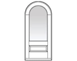 Andersen Entry Door Style 216