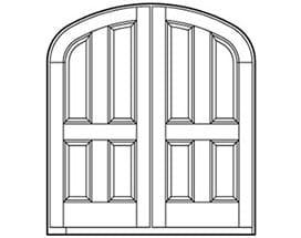Andersen Entry Door Style 239