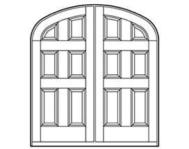 Andersen Entry Door Style 240