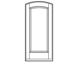 Andersen Entry Door Style 243