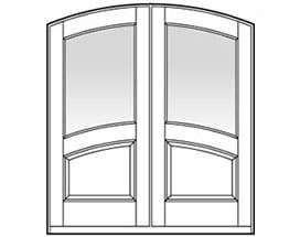 Andersen Entry Door Style 292
