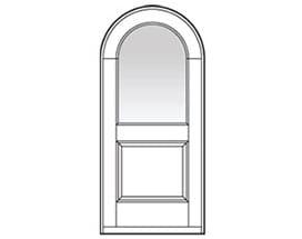 Andersen Entry Door Style 320