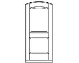 Andersen Entry Door Style 324