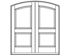 Andersen Entry Door Style 327