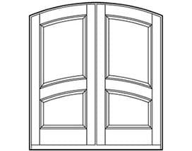 Andersen Entry Door Style 328