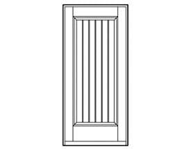 Andersen Entry Door Style 330