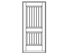 Andersen Entry Door Style 331