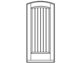Andersen Entry Door Style 332