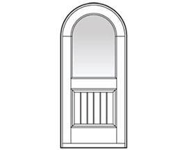 Andersen Entry Door Style 339