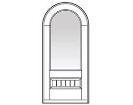 Andersen Entry Door Style 340