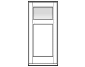Andersen Entry Door Style 402