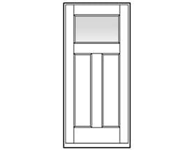 Andersen Entry Door Style 403