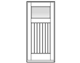 Andersen Entry Door Style 406