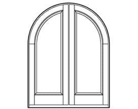 Andersen Entry Door Style 513