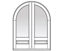Andersen Entry Door Style 616