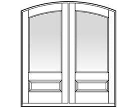 Andersen Entry Door Style 622