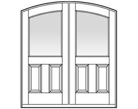 Andersen Entry Door Style 623