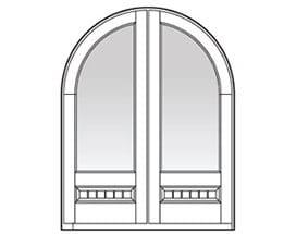 Andersen Entry Door Style 635