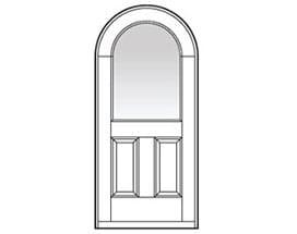 Andersen Entry Door Style 679
