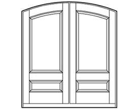 Andersen Entry Door Style 700