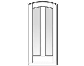 Andersen Entry Door Style 706