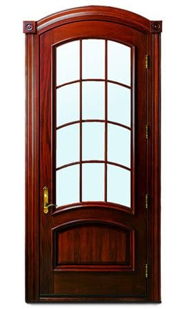 Andersen Entry Doors - Arch Style