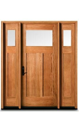 Andersen Entry Doors - Arts and Crafts Style