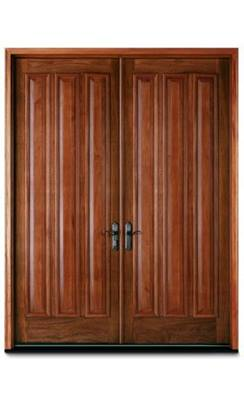 Beau Andersen Entry Doors   Straightline