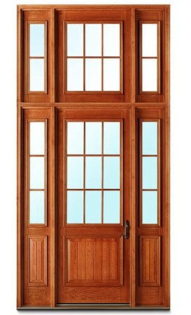 Andersen Entry Doors   Straightline