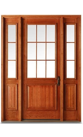 entry door with sidelights and transom single andersen entry doors straightline residential windows