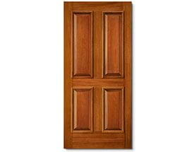 Andersen Entry Doors Mahogany
