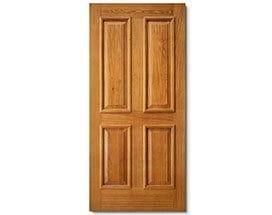 Andersen Entry Doors Oak