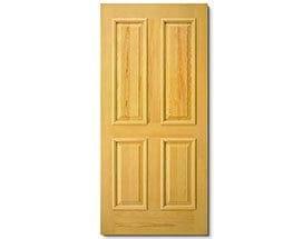 Andersen Entry Doors Pine