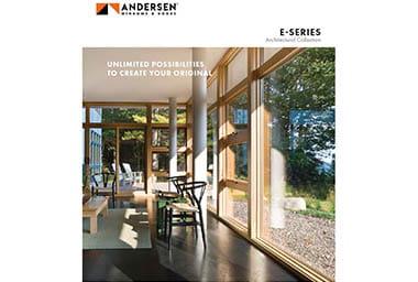 Andersen E-Series Consumer Brochure