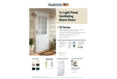 product info sheet- 10 Series 1/2 Light