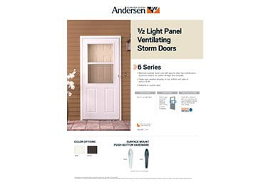 product info sheet - 6 Series 1/2 Light