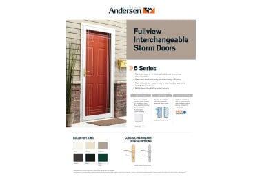 product info sheet- 6 Series Fullview