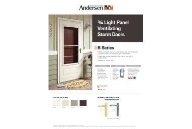 product info sheet- 8 Series 3/4 Light