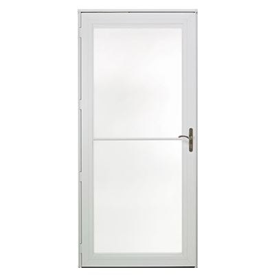 Andersen storm door 10 series fullview retractable screen