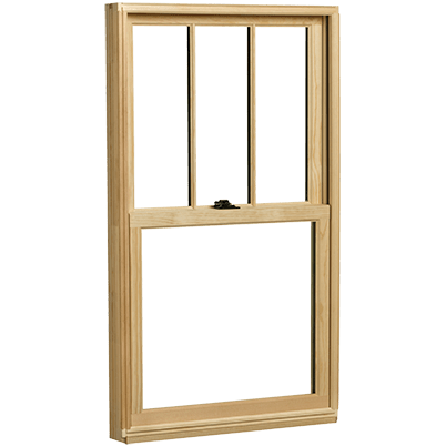 400 Series Woodwright® Double-Hung Window