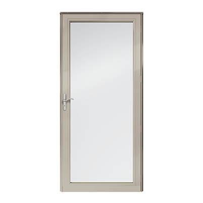 10 Series Fullview Interchangeable Storm Door Exterior