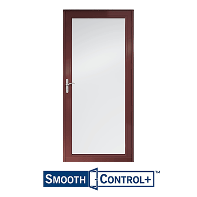 10 Series Fullview Laminated Storm Door Product