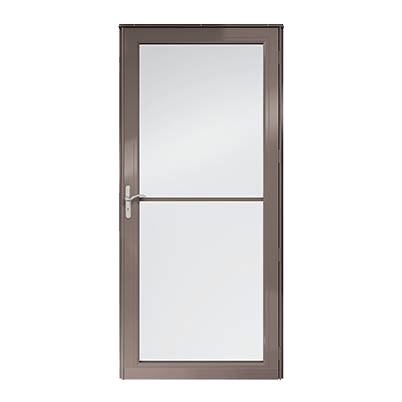 Fullview Retractable Storm Doors