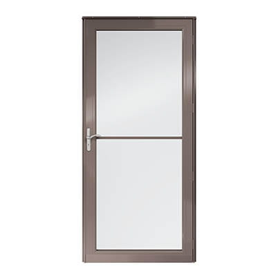 8 Series Fullview Retractable Storm Door