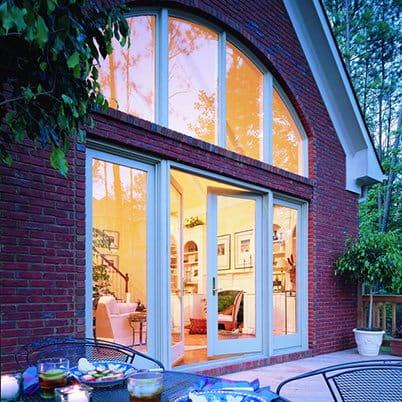 400 Series specialty windows