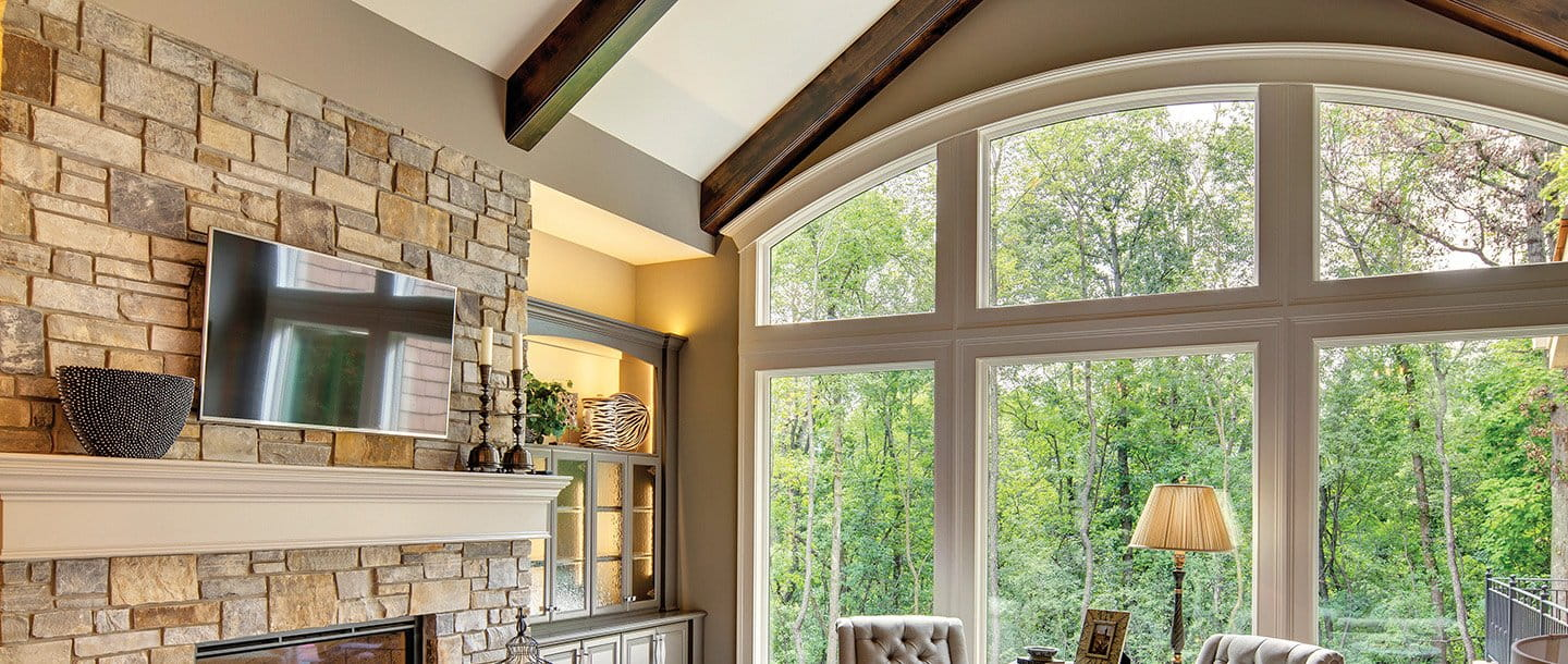 400 Series Specialty Shape Windows