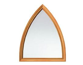 Gothic Special Shape Window